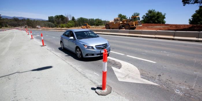 Cotter Road Upgrade