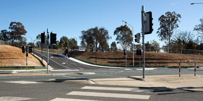 Haydon Drive / Battye Street Intersection