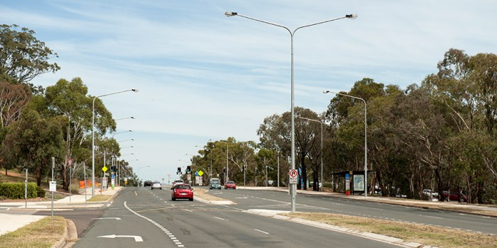 Belconnen to City Transitway
