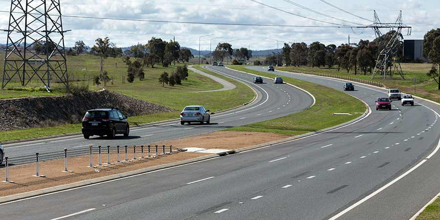 Gungahlin Drive Augmentation - Stage 1