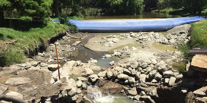 ANU Weir Improvement