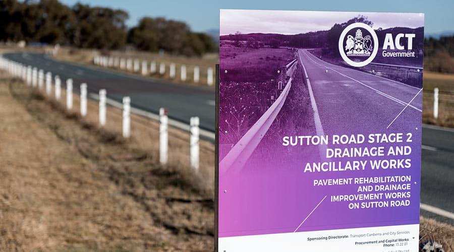 Sutton Road Stage 2