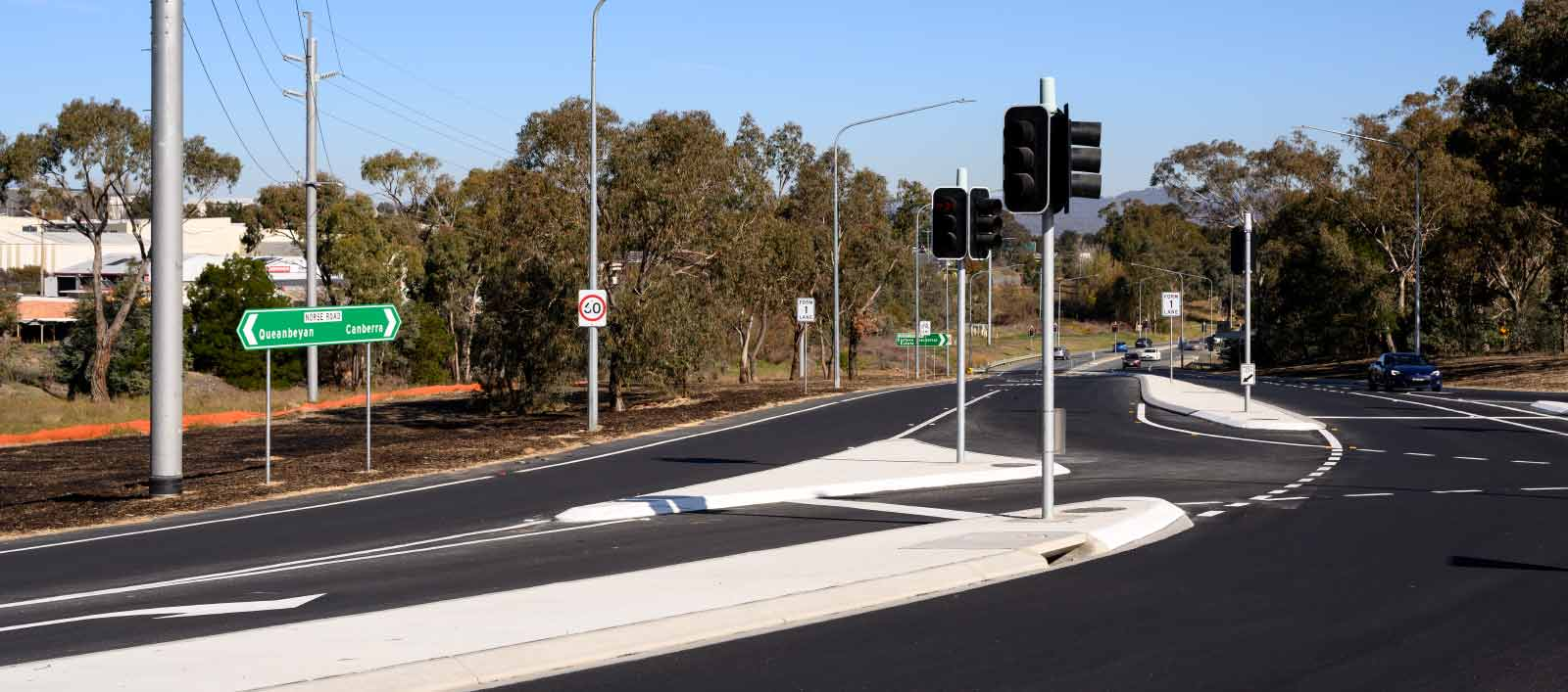 Norse Road & Railway Street Intersection Upgrade